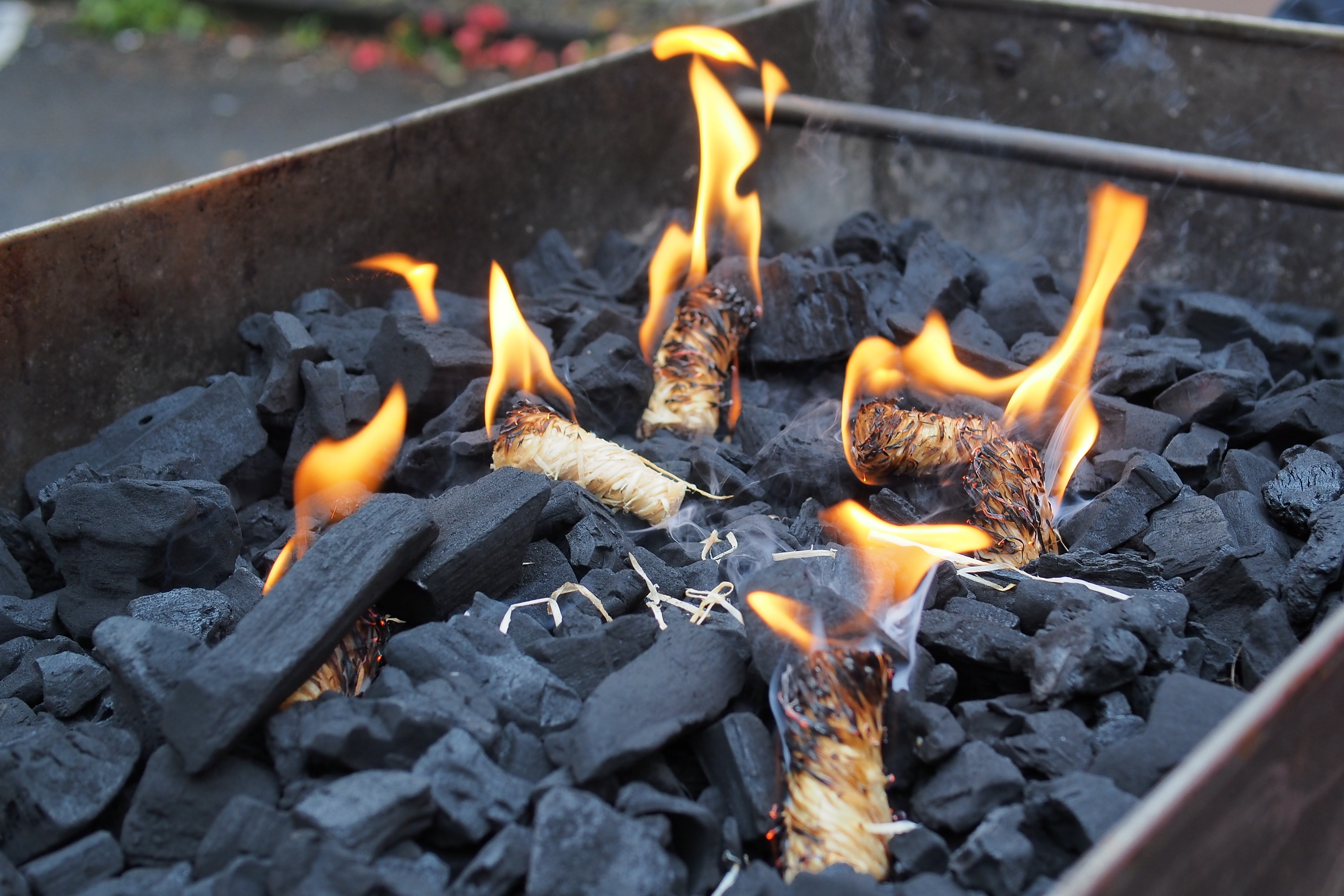 File Charcoal Barbecue Lighters Jpg
