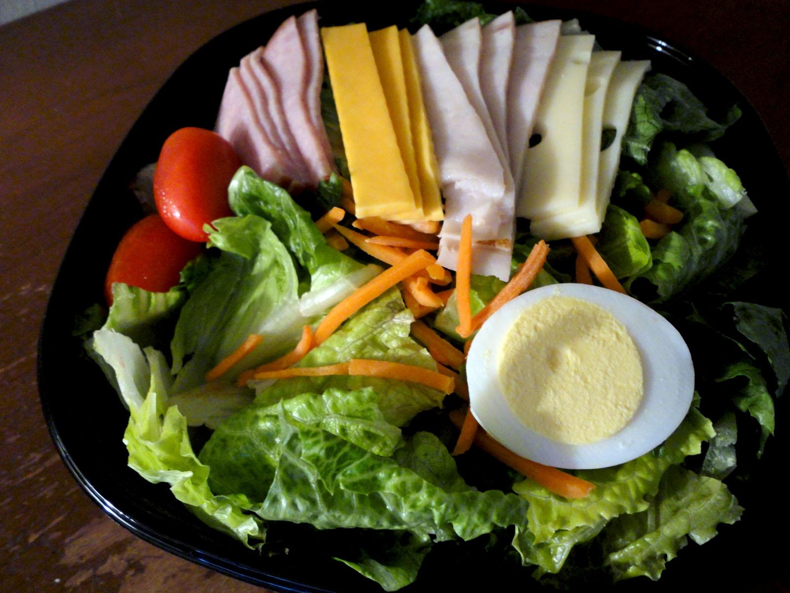 Chef salad - Wikipedia