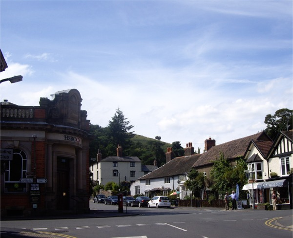Church Stretton - geograph.org.uk - 522659