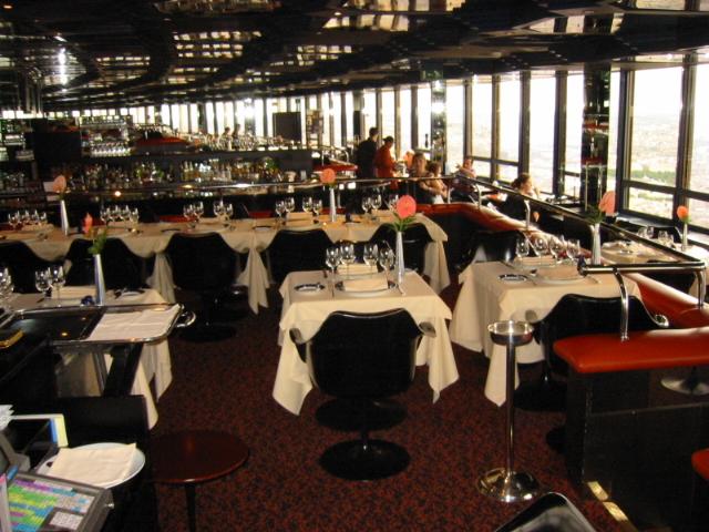 Restaurant Le Ciel De Paris Paris