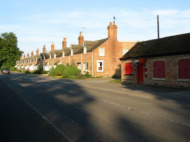 Cow Row, Buckminster - geograph.org.uk - 38234