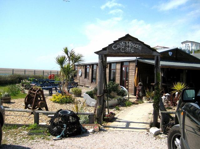 Crab House Cafe near Ferry Bridge - geograph.org.uk - 1061283