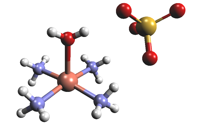 Tetraamminecopperii Sulfate Wikiwand