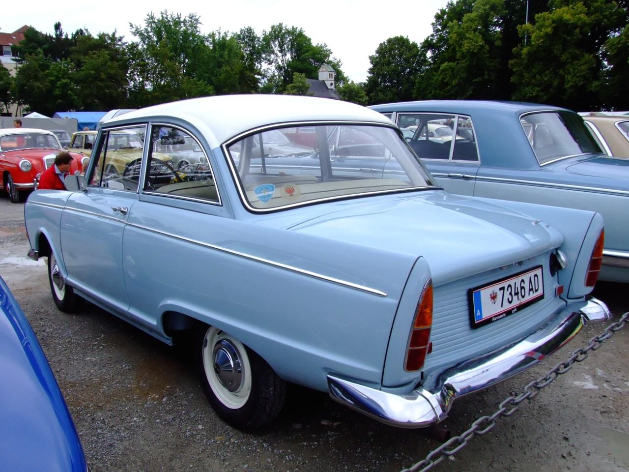 Renault F Car