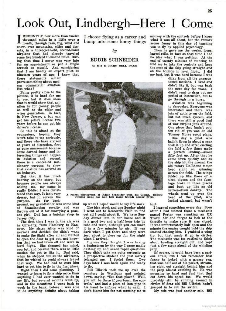 Essay 1940 S Fashion: File:Eddie August Schneider (1911-1940) Writing In Flying