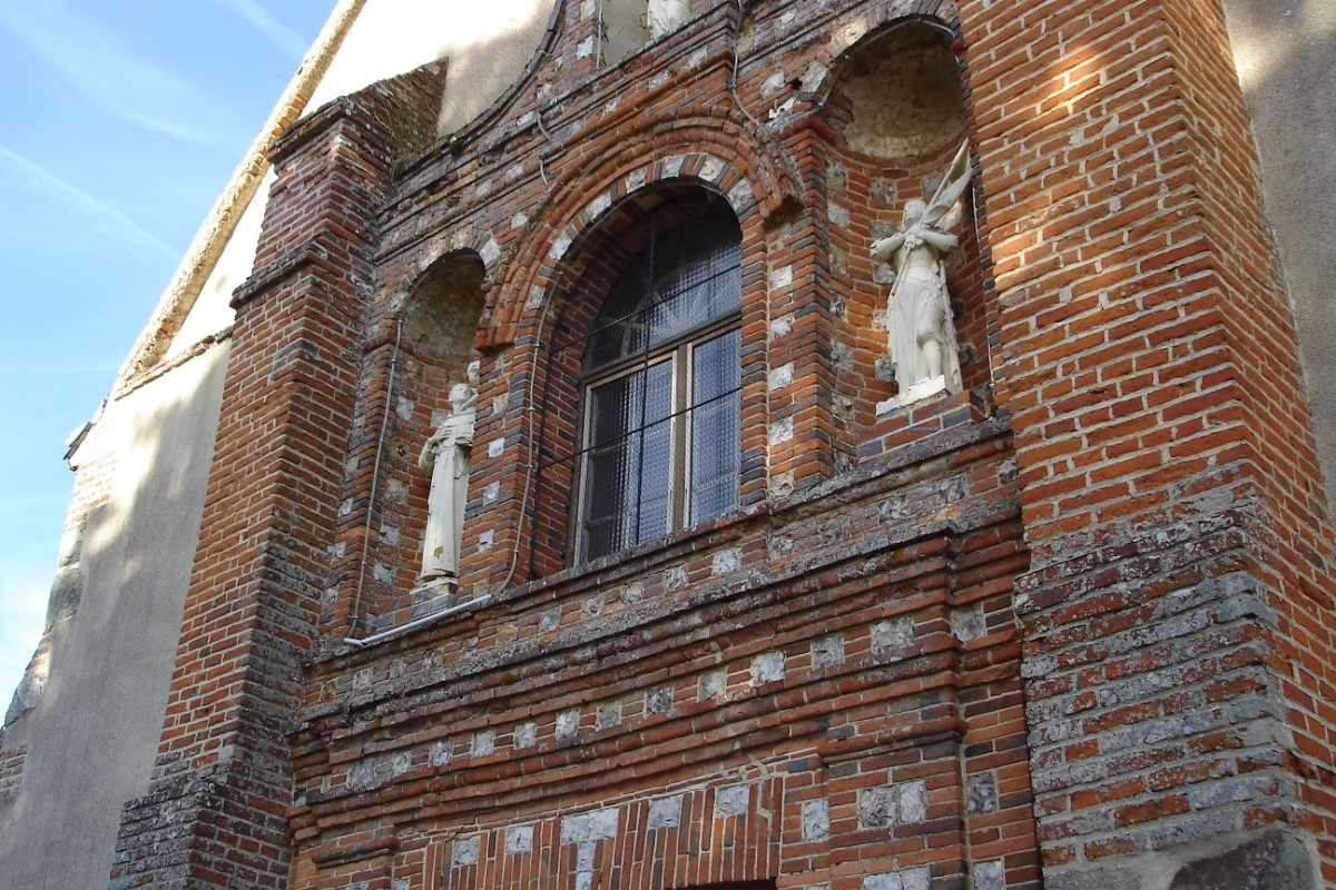 Église Saint-François-d'Assise de Maillebois