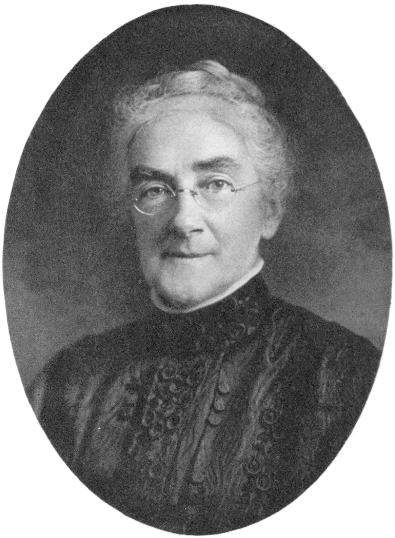 image of Ellen Swallow Richards