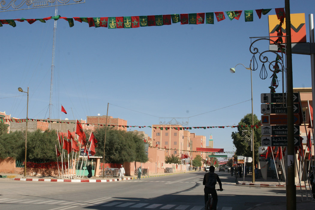 Erfoud Morocco  City pictures : Erfoud City Center Morocco Wikimedia Commons