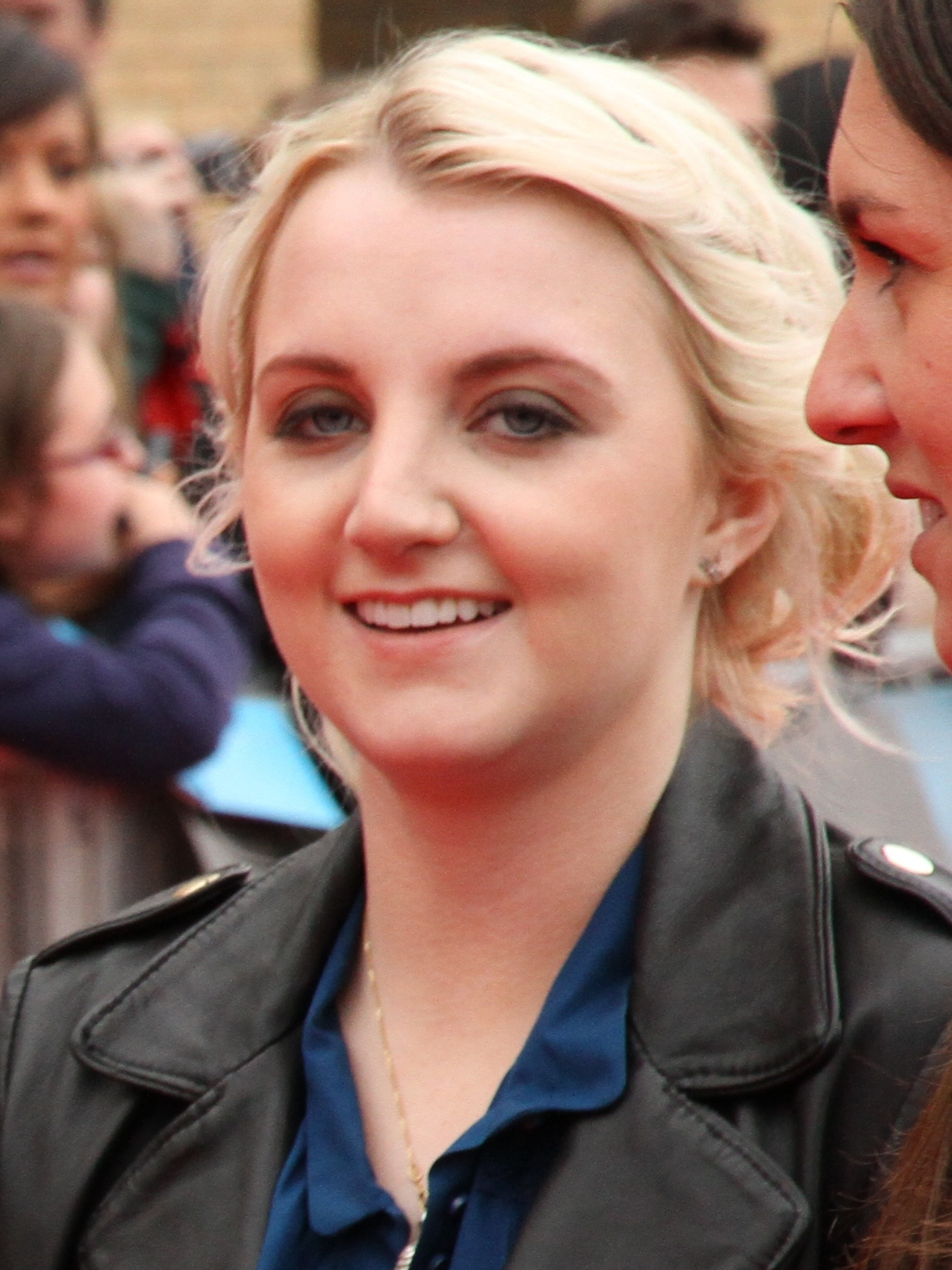 evanna lynch beauty and the beast