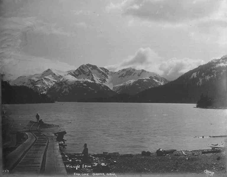 File:Eyak Lake at midnight, 1908 (HEGG 748).jpeg