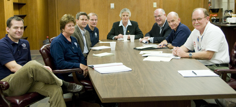 texas and oklahoma officials meet