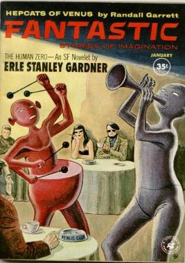 Randall Garrett cover