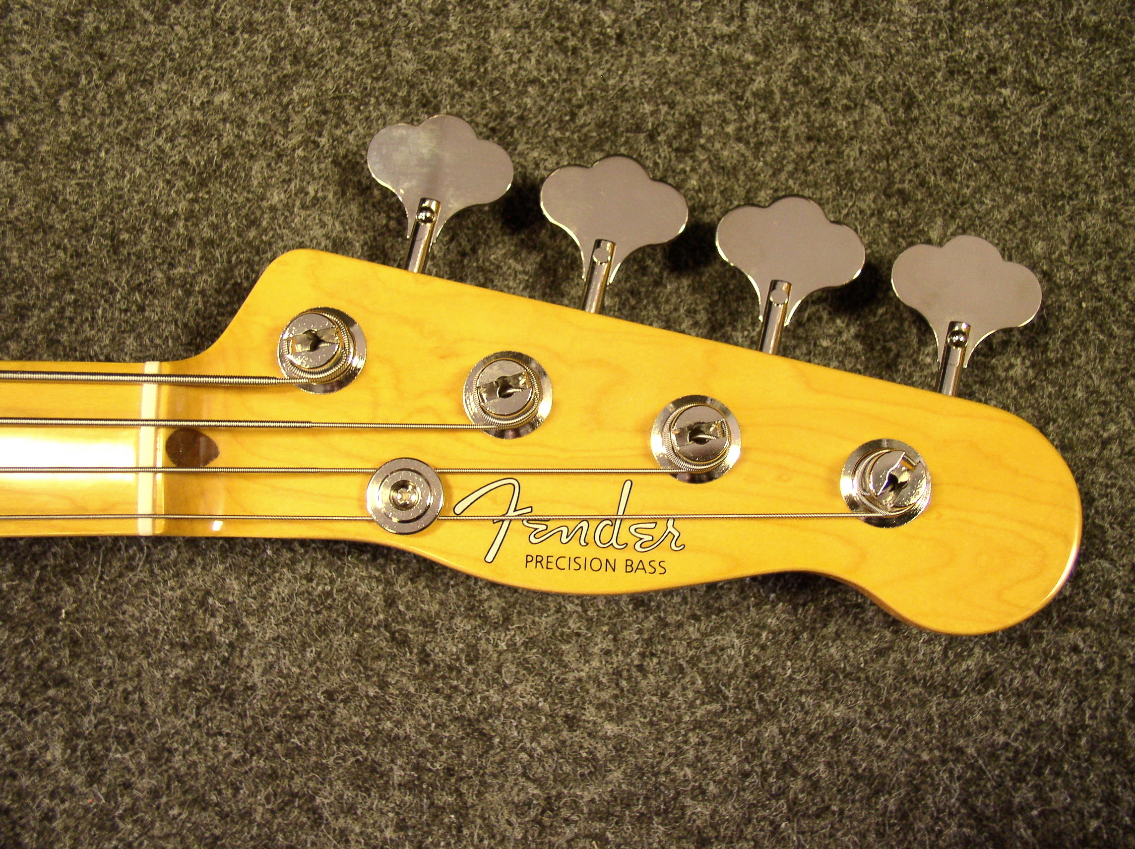 Do you have a tuner headstock preference page 2 for Fender bass headstock template