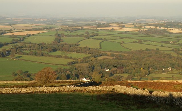 Fields above Nine Stones - geograph.org.uk - 990063