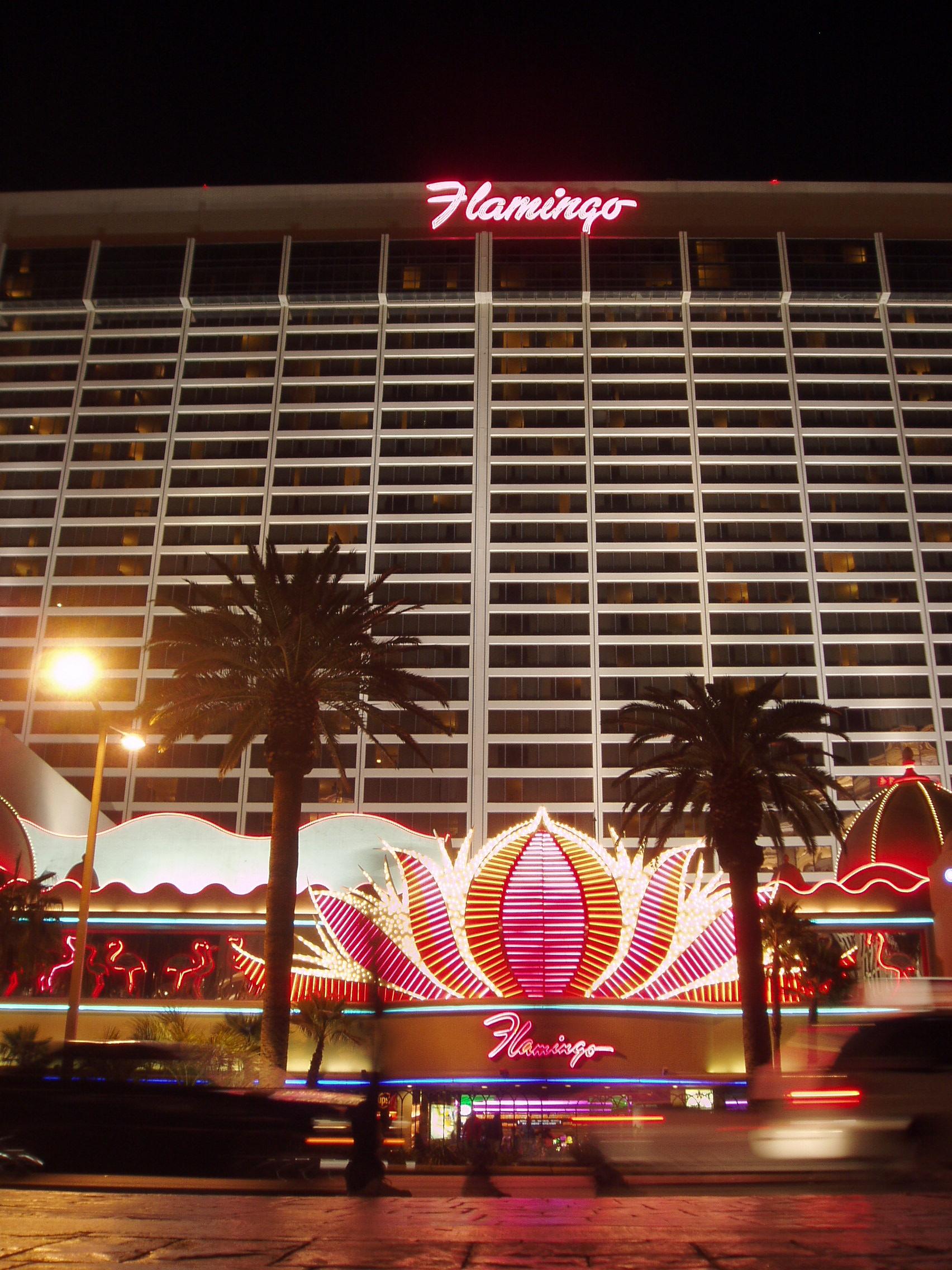 Flamingo Hotel Go Room