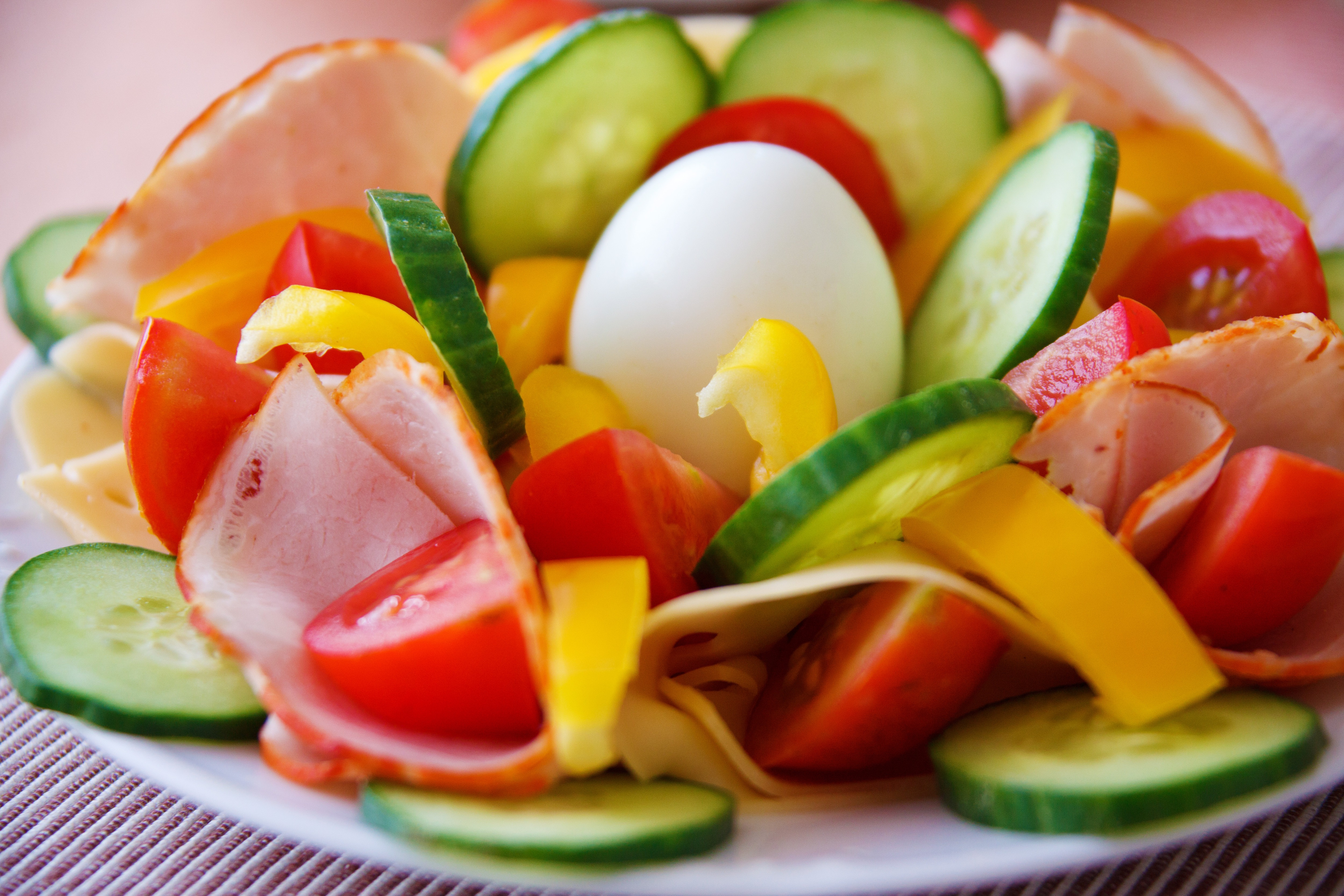 Healthy Foods Without Fiber