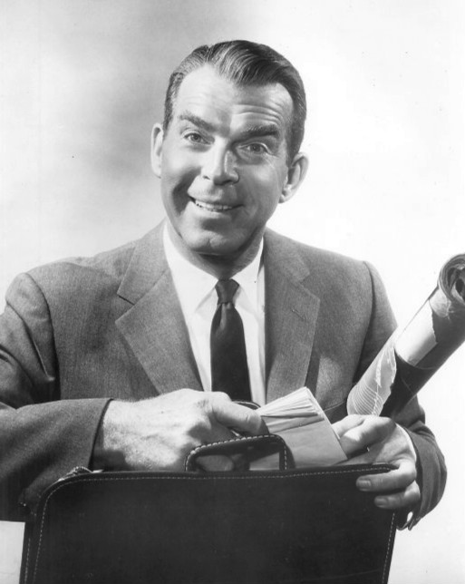 fred macmurray bio