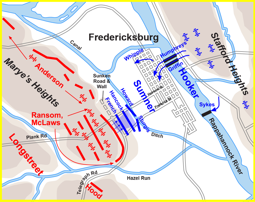 the maps of fredericksburg an atlas of the fredericksburg campaign including all cavalry operations september 18 1862 january 22 1863