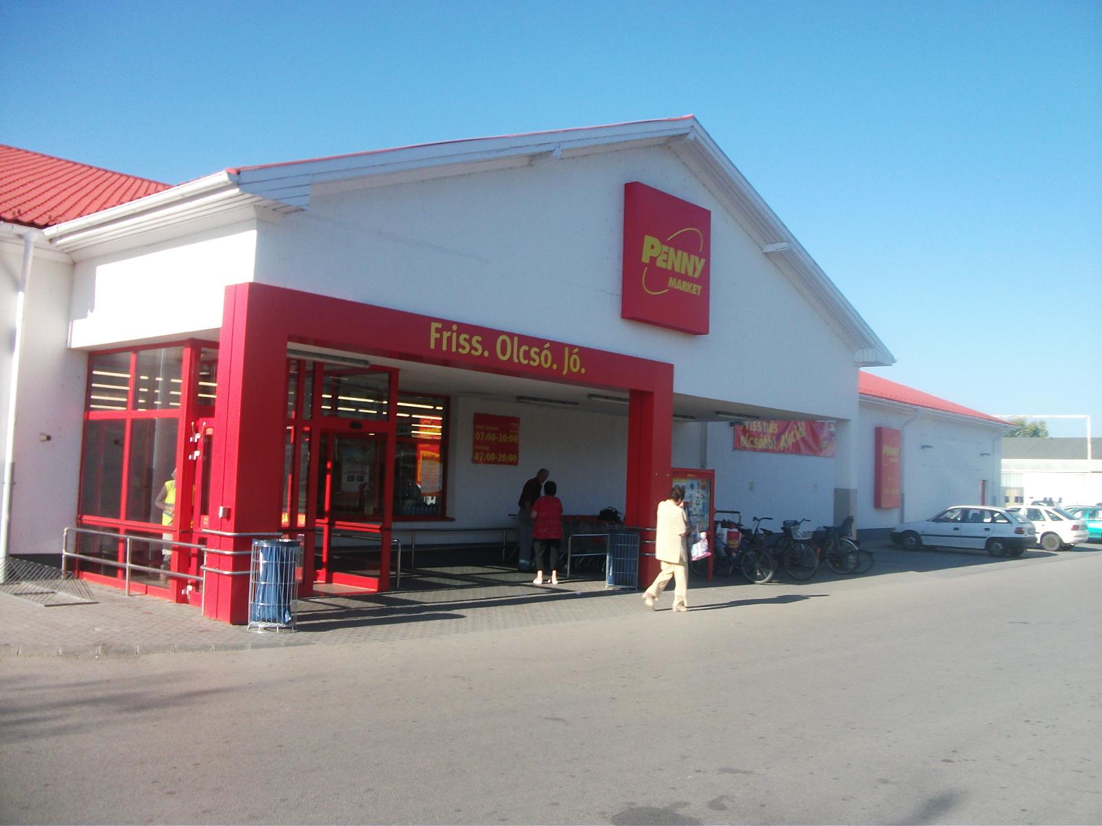 Supermarkt Penny