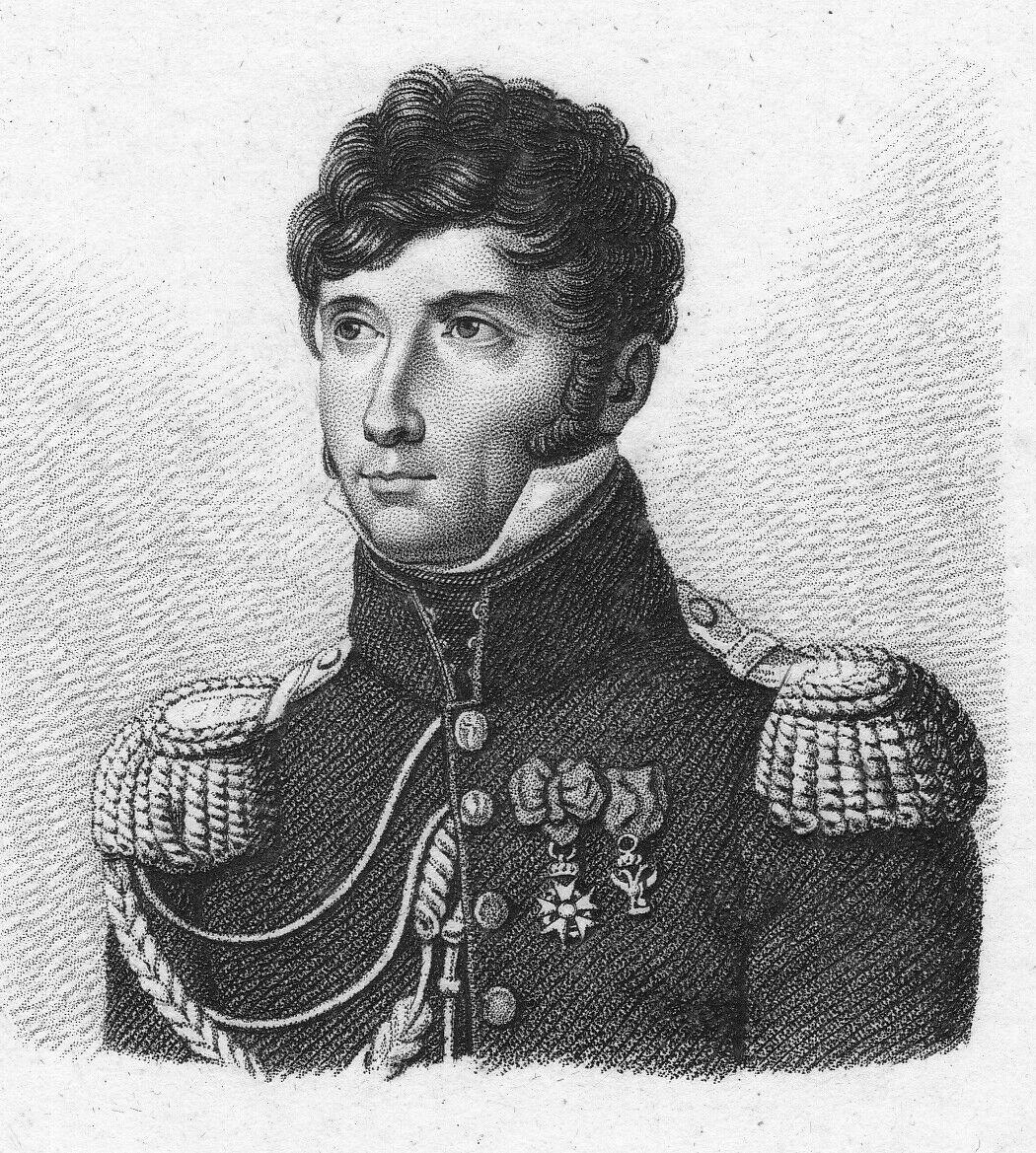 Louis-Michel Letort de Lorville