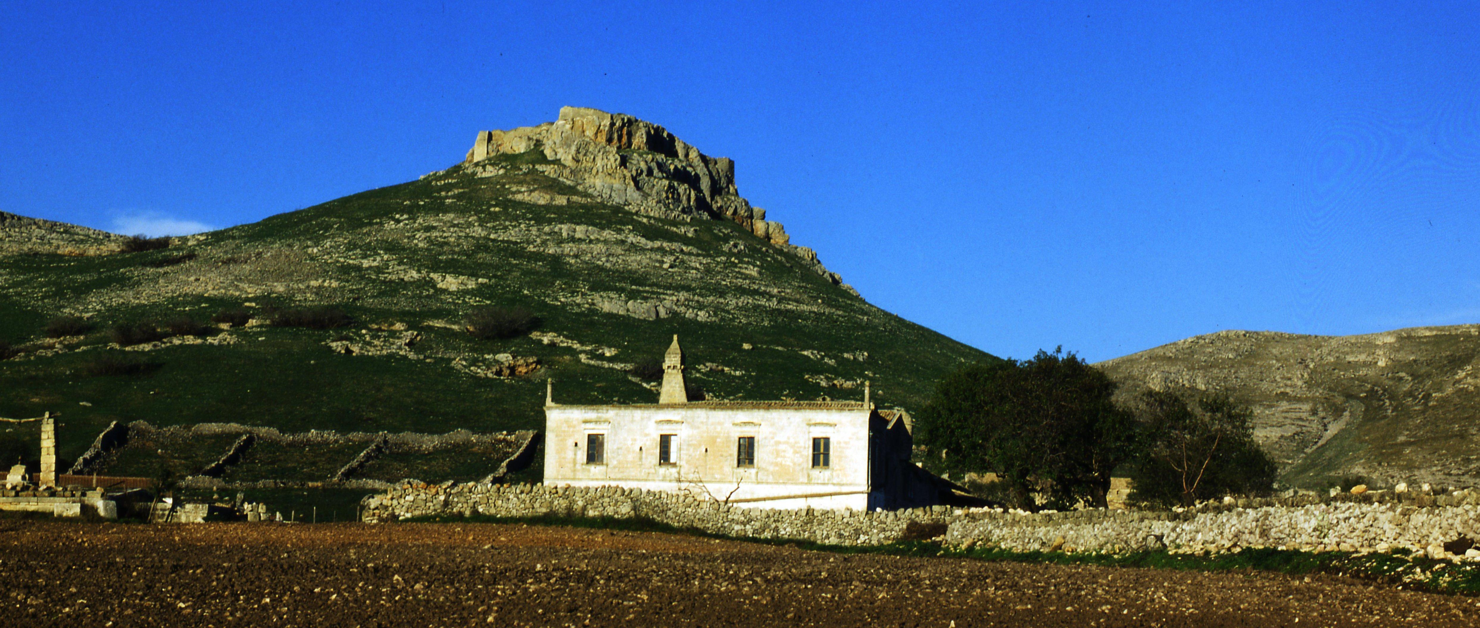 Castello di Garagnone, Spinazzola