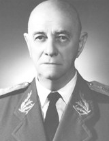 Olímpio Mourão Filho 20th-century Brazilian general and Integralist; leader in the 1964 coup