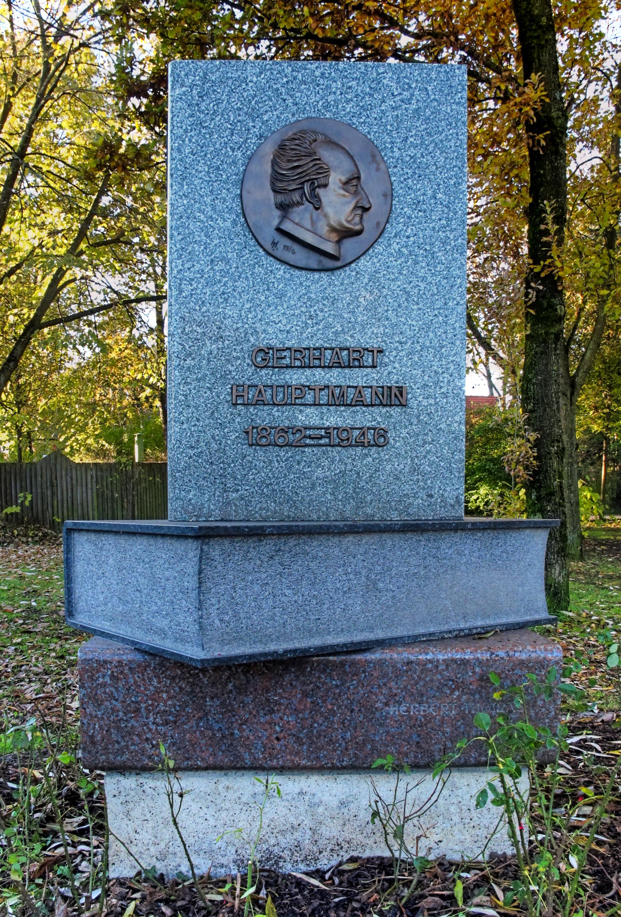 Gerhart Hauptmann Wikipedia