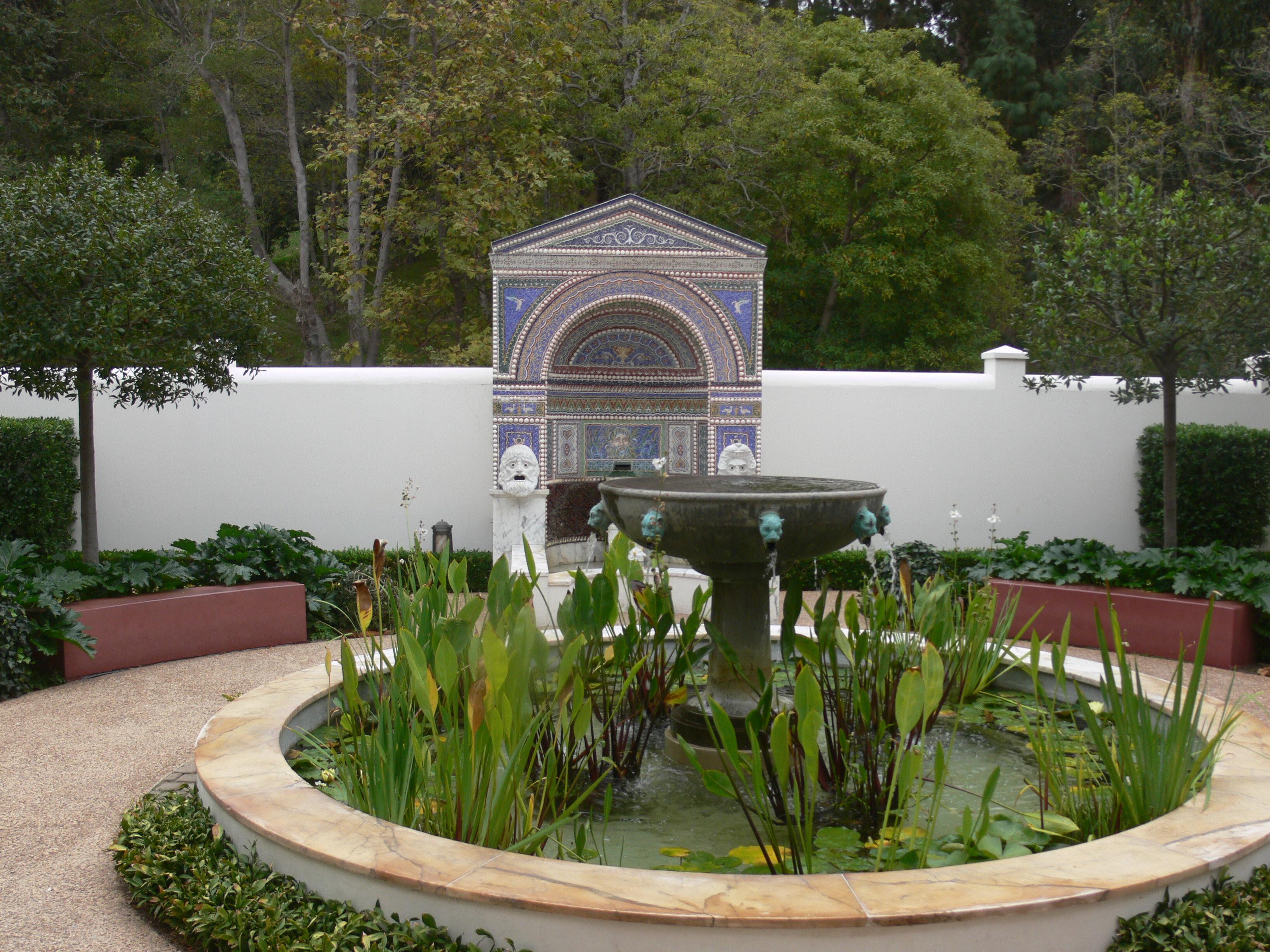 File Getty Villa Grotto Wikimedia Commons