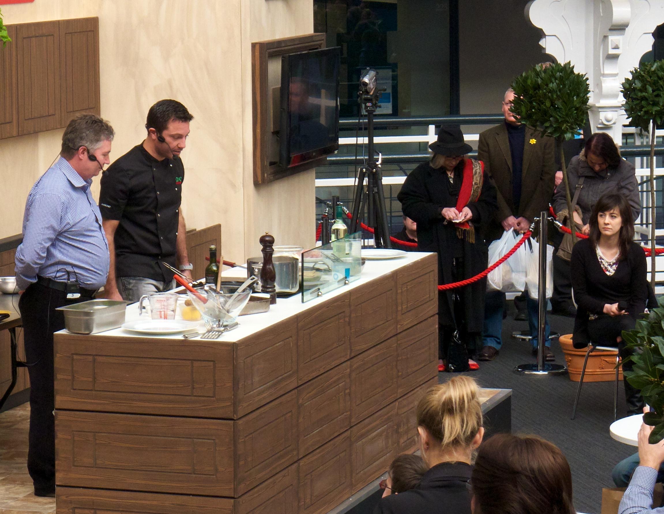 Gino DAcampo Italian-British celebrity chef and media personality