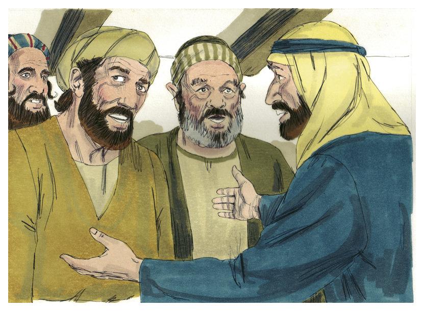 File:Gospel of Luke Chapter 5-10 (Bible Illustrations by Sweet Media ...
