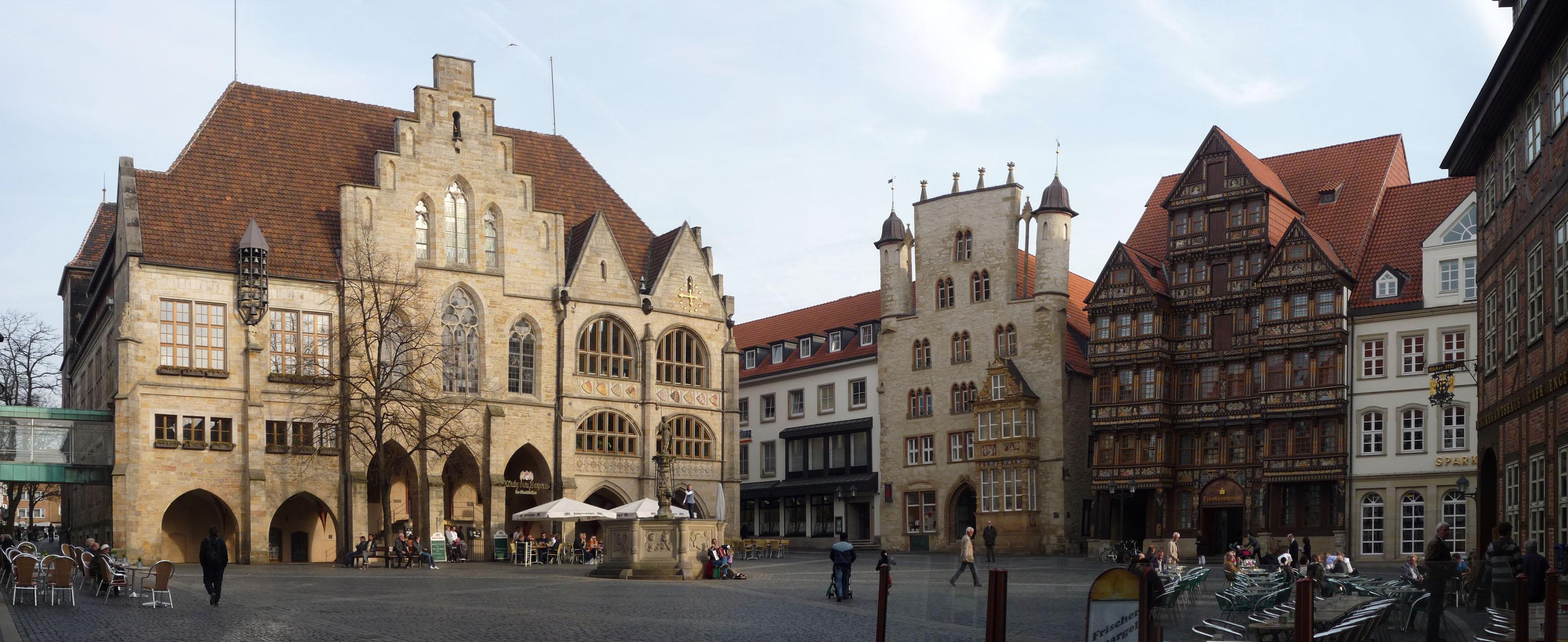markt de hildesheim