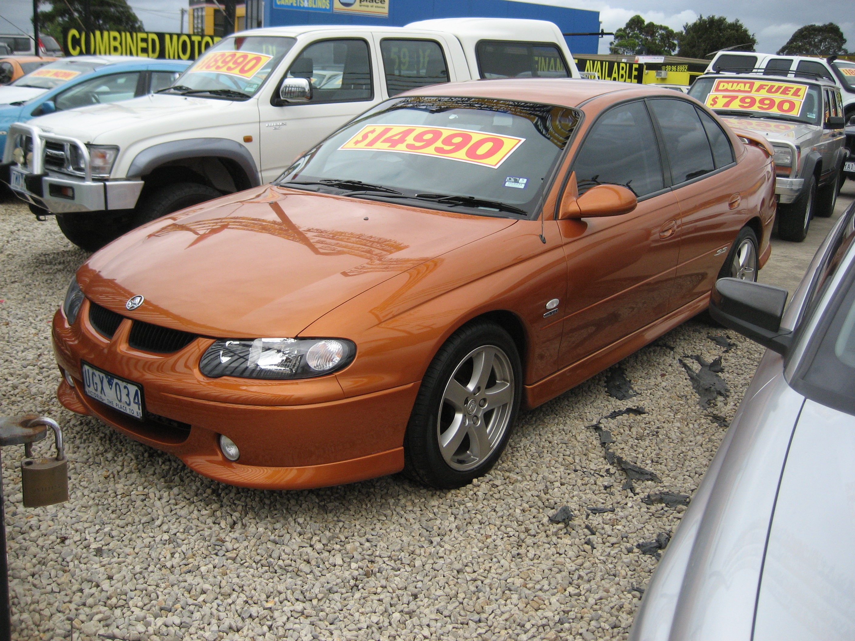 File:Holden Commodore VX SS jpg - Wikimedia Commons
