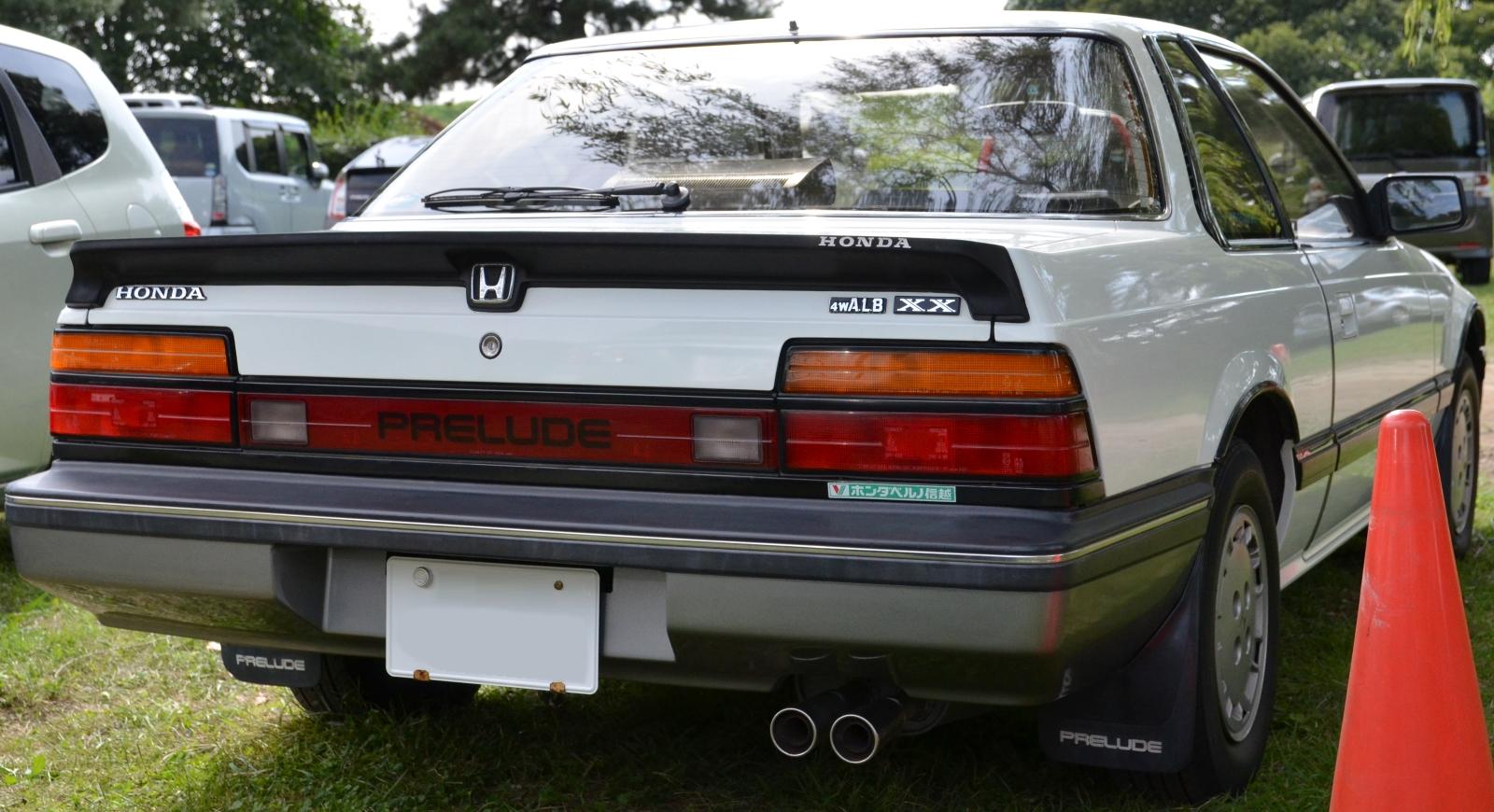 Honda Prelude 2017 >> File Honda Prelude Xx Ab Rear Jpg Wikimedia Commons