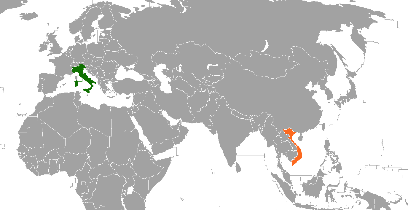 Picture of: Italy Vietnam Relations Wikipedia