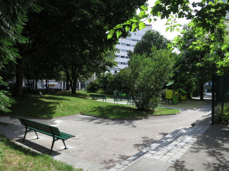 Jardin de la gare de reuilly wikip dia for Jardin wikipedia