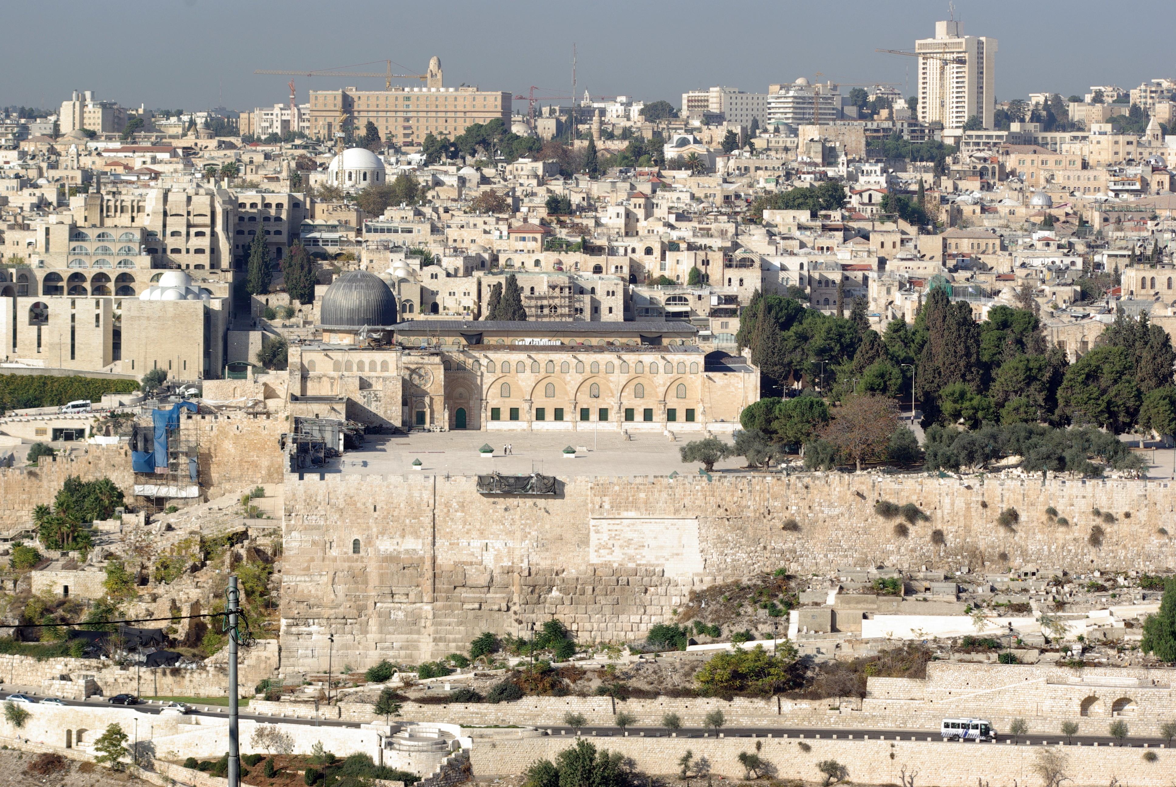 Description Jerusalem ...