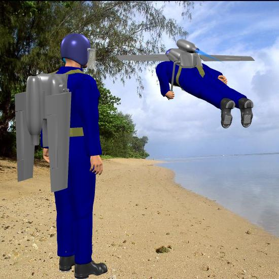 jet packs and technology innovation