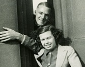 John Cornforth and Rita Harradence (Cropped).jpg