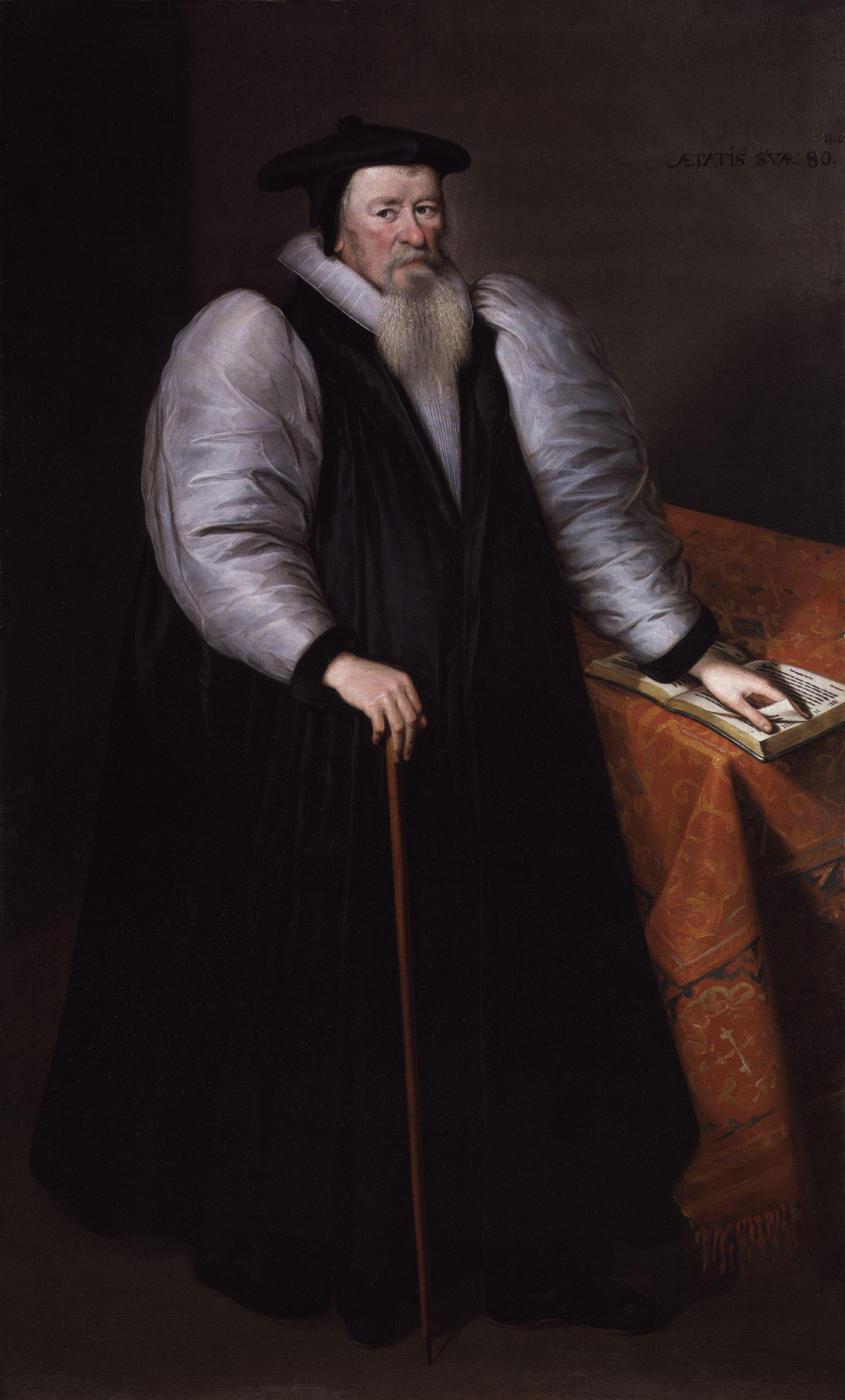 Bishop Thornborough.