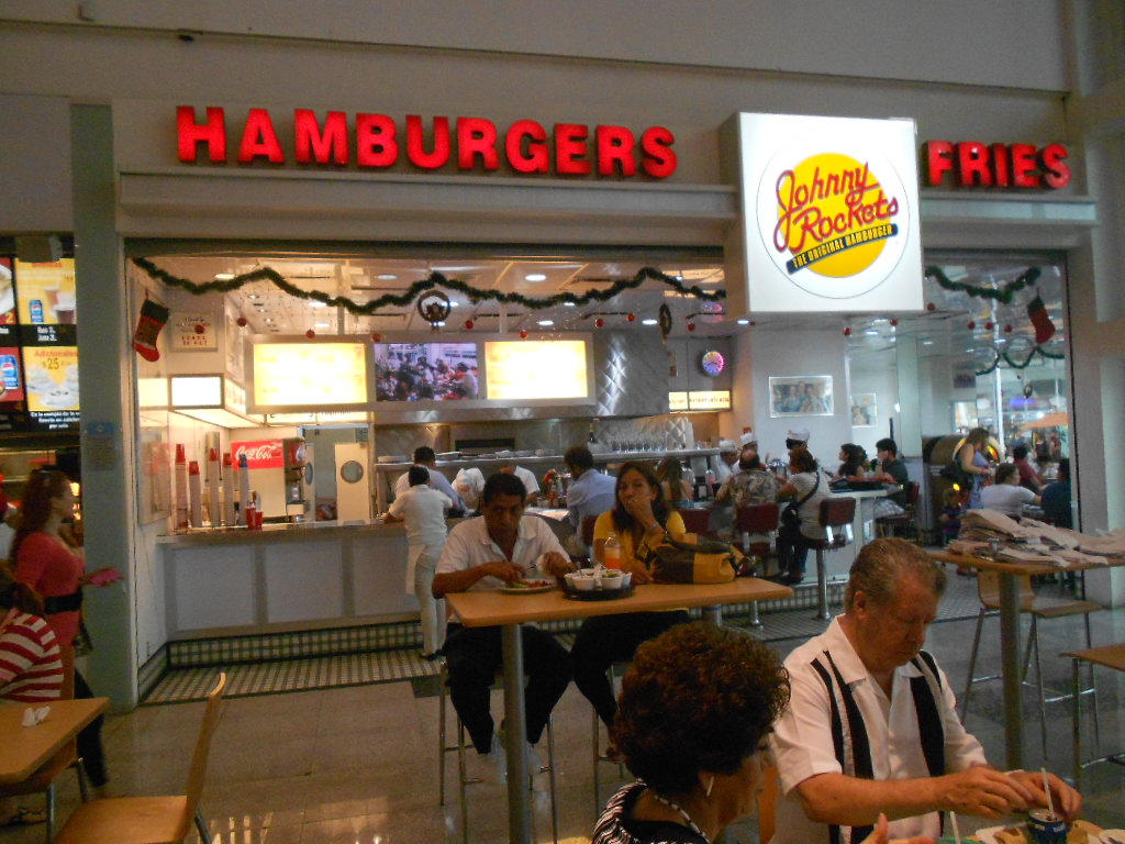 Fast Food Resturant That Serves Turkey