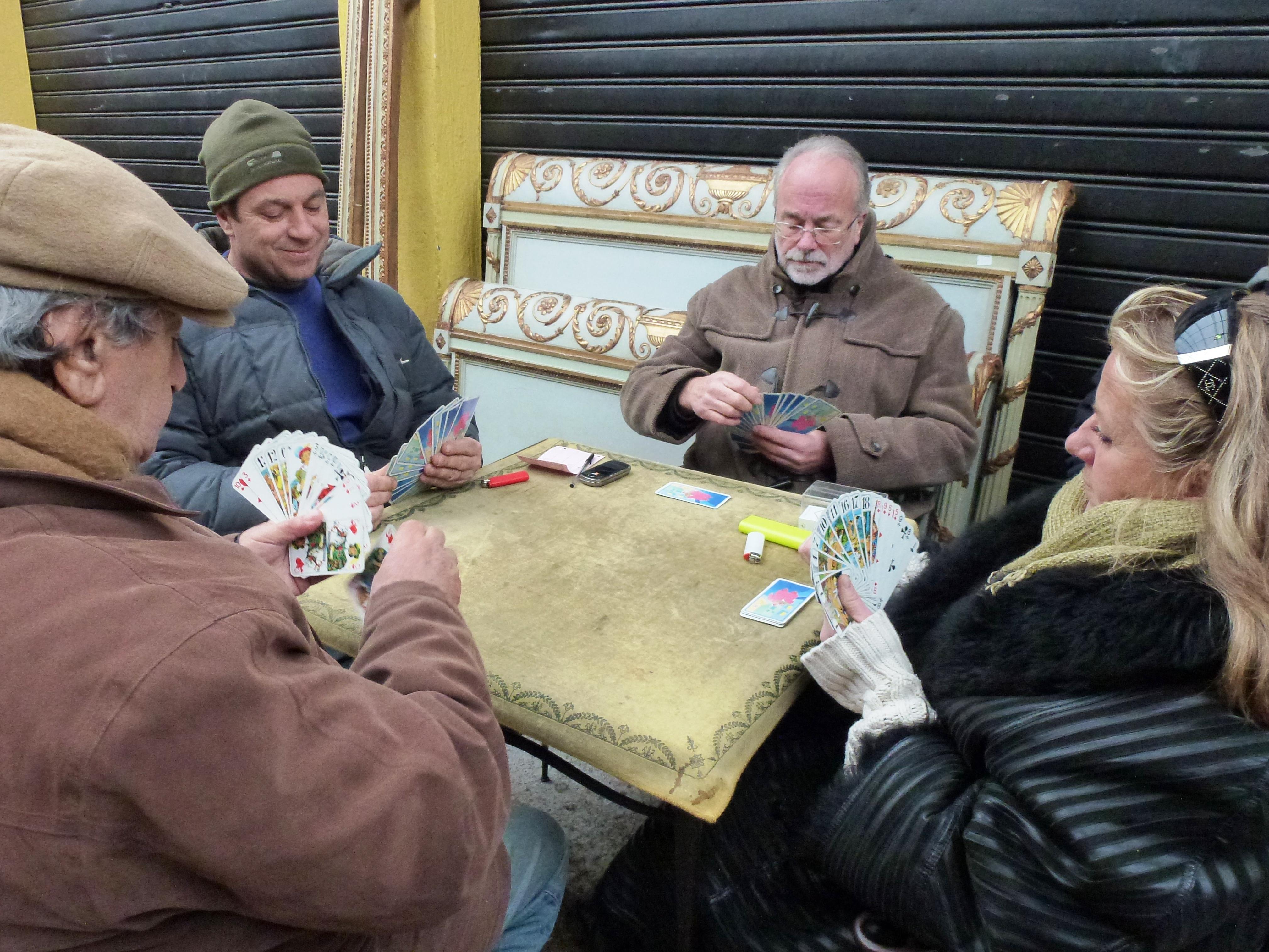 Permainan Kartu Tarot