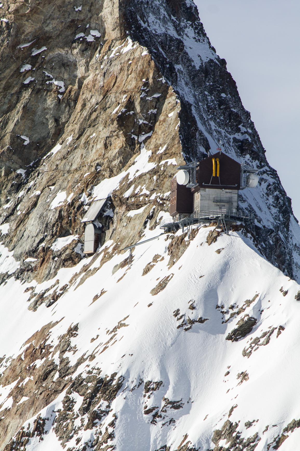 Jungfraujoch Radio Relay Station