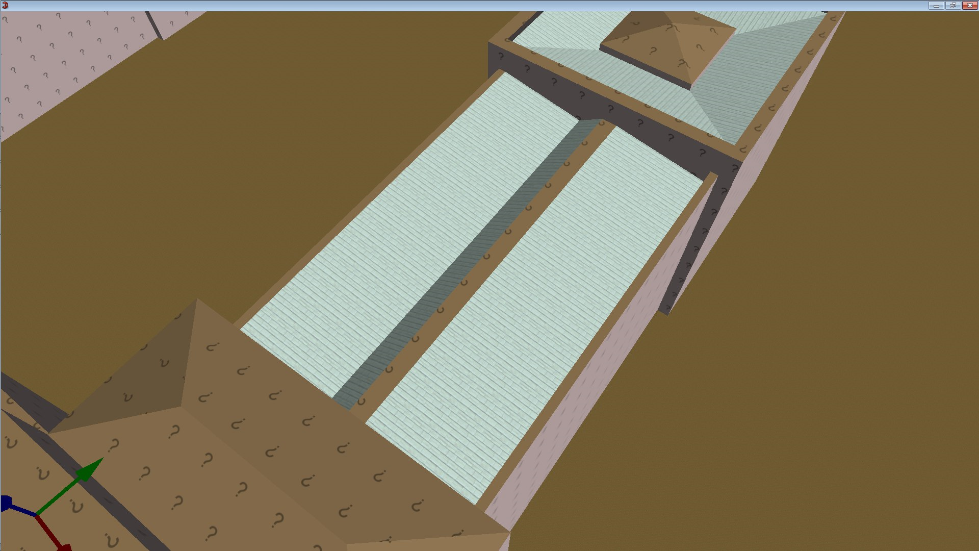 following license: English Kendzi3D previewer in JOSM. Museu Paulista remodeling screenshot. Detail of the rooftop. author name string: Igor Eliezer Borges