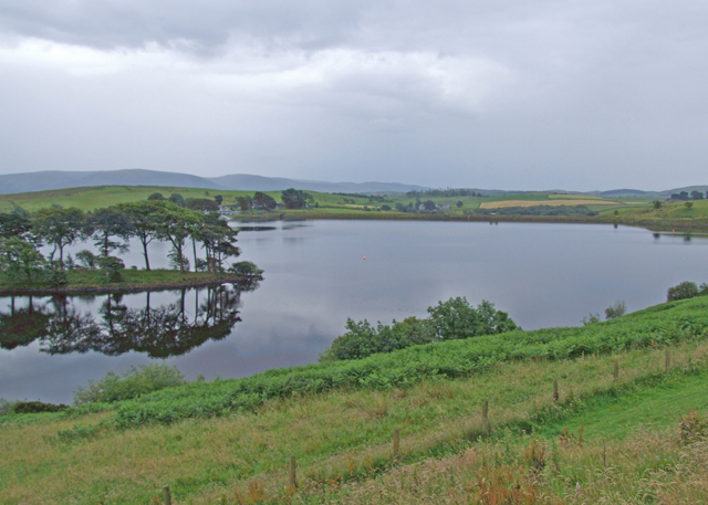 Killington Lake - geograph.org.uk - 1436338