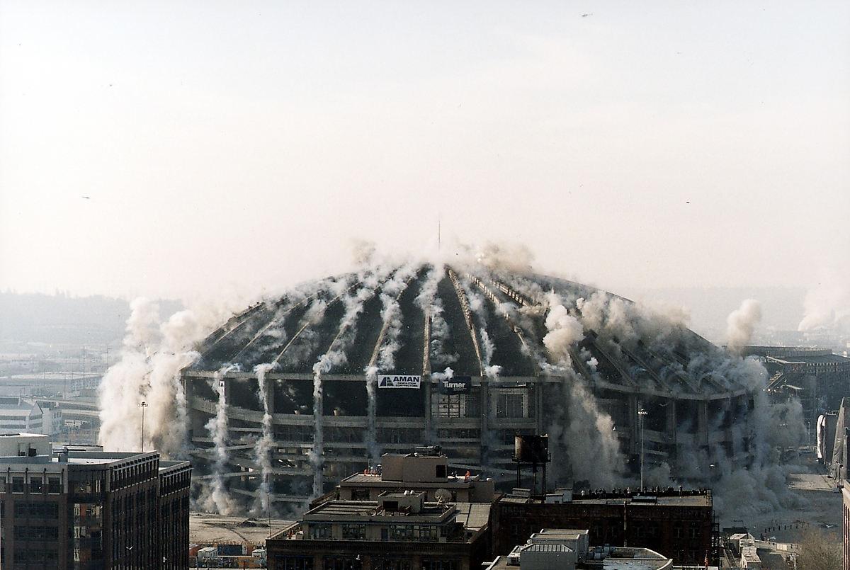 Tacoma Dome Baseball