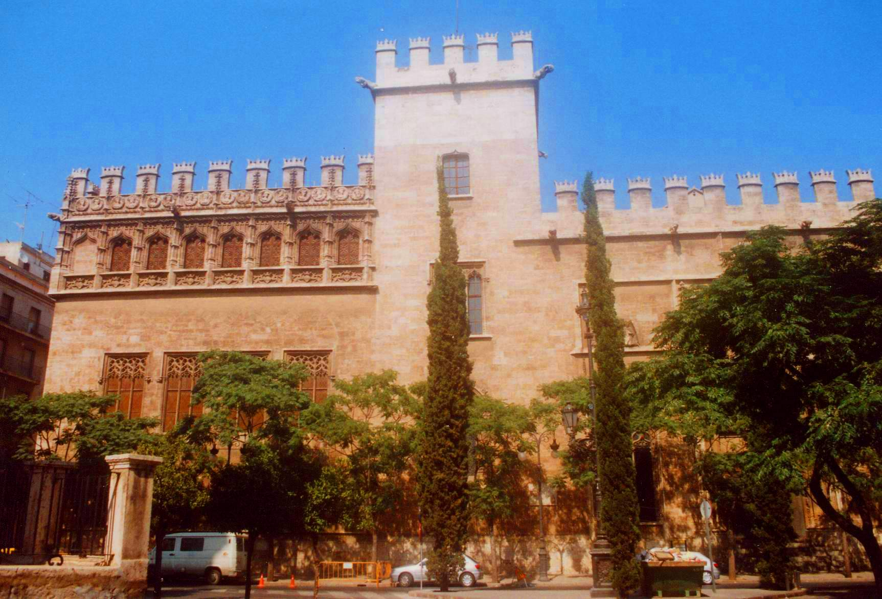 File:La Lonja di Valencia.JPG - Wikimedia Commons