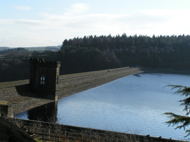 Langsett Reservoir - geograph.org.uk - 225928