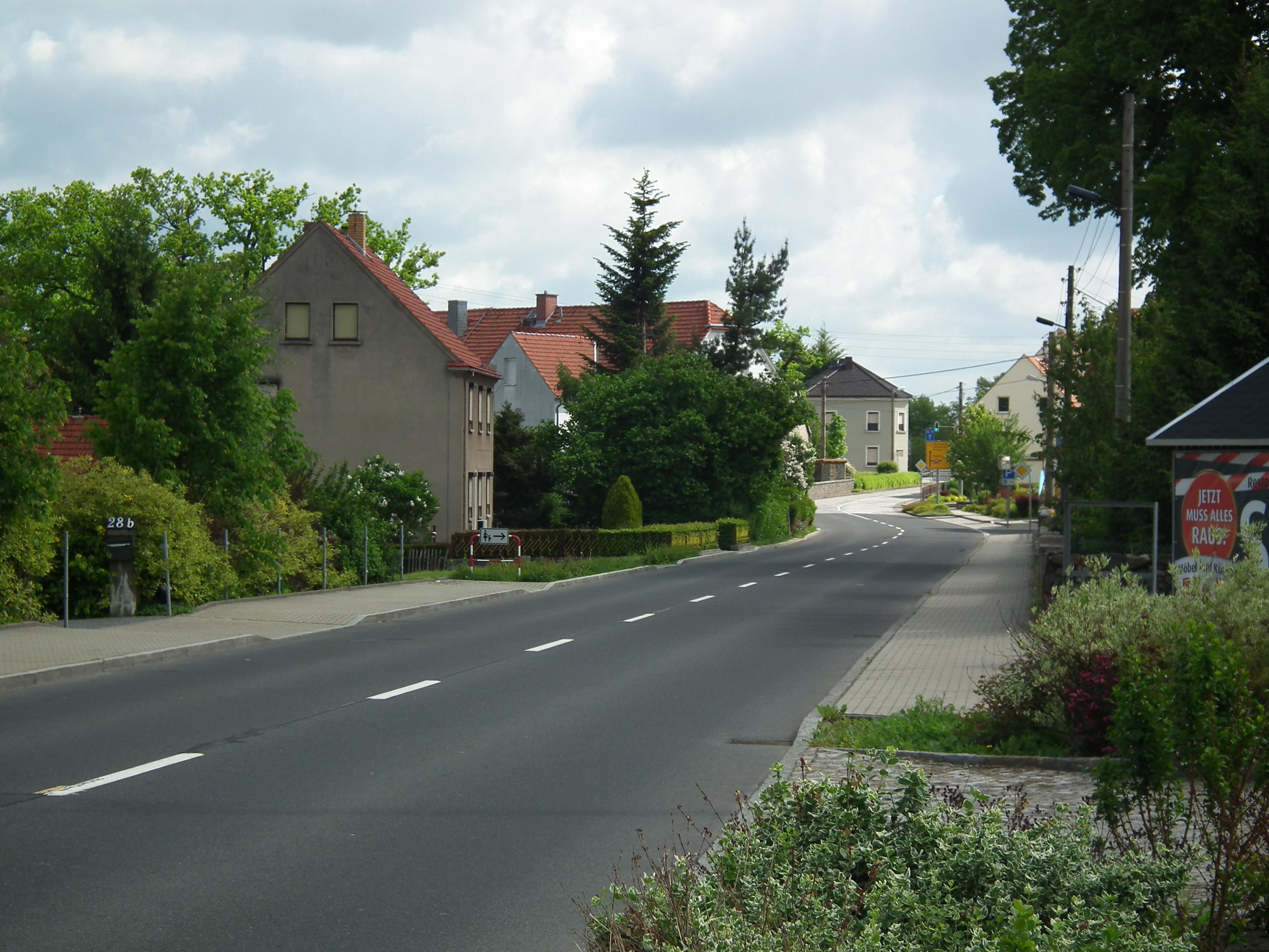 Laußnitzi vald