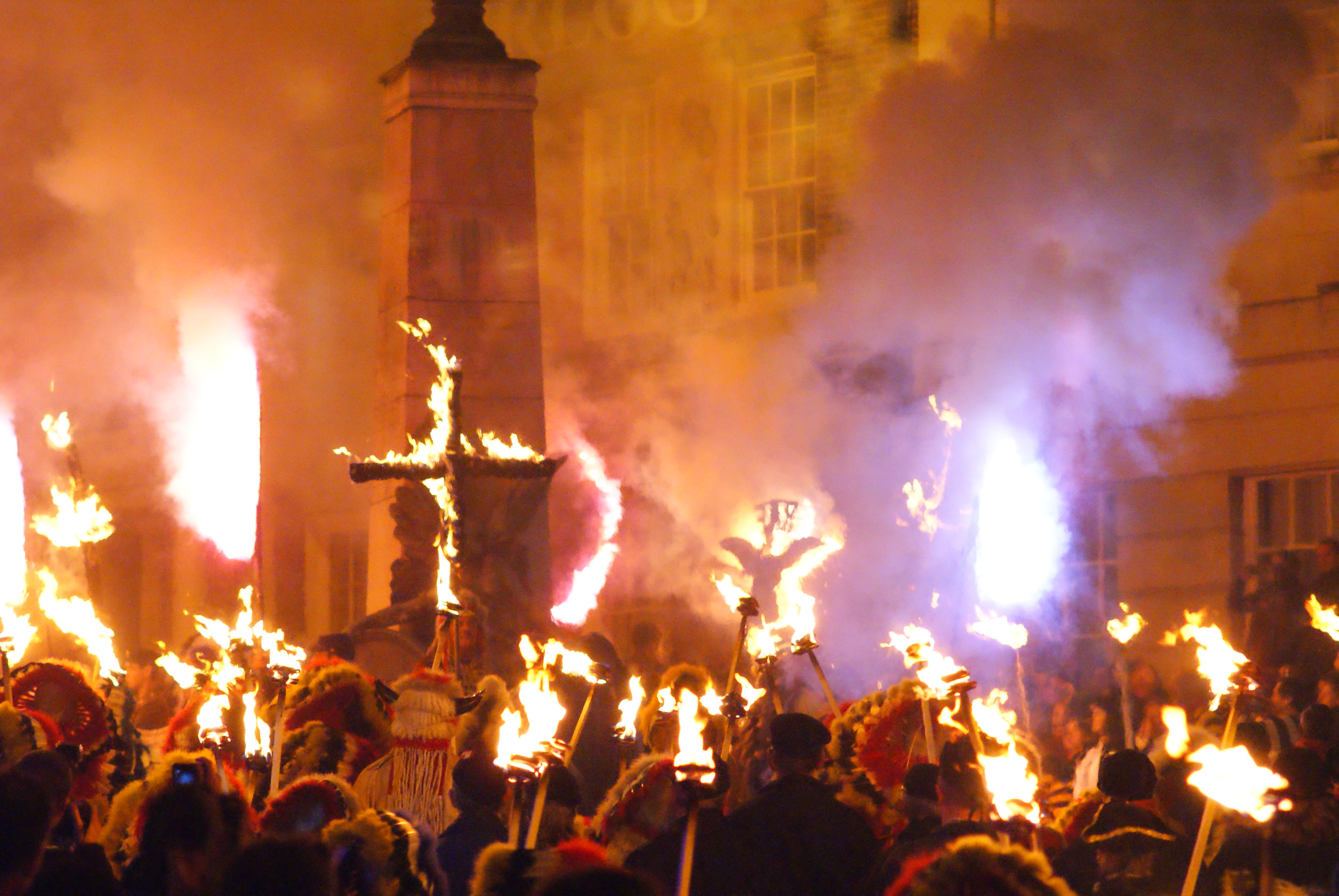 Guy Fawkes Night in the UK