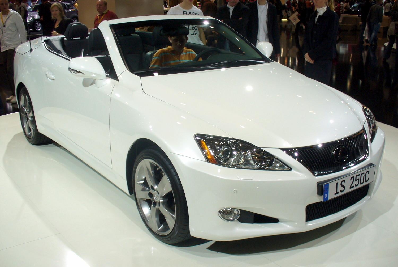 Awesome File:Lexus IS 250C.JPG